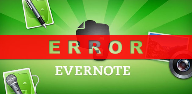 Evernote_problem