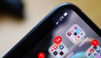 LTE на iPhone