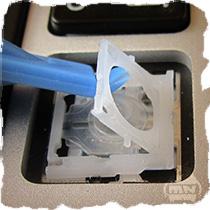 Пластиковый механизм кнопок MacBook Air