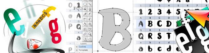 Как создать свой TTF шрифт из сканированных изображений