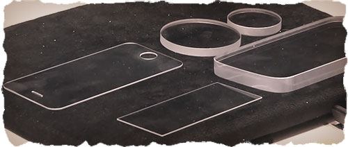 Сапфировый экран iPhone Air