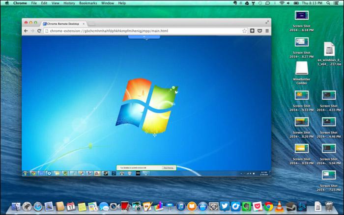 windows установка на Mac