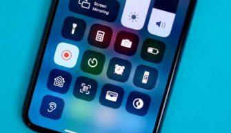 Как записать видео с экрана iPhone