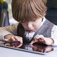 Игры на планшете для детей