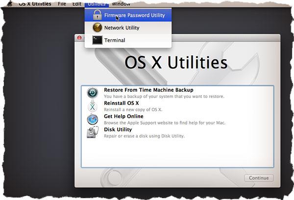 Не загружается MacBook с El Capitan
