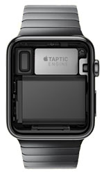 Apple Watch Tapic Engine