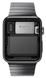 Apple Watch Tapic Engine