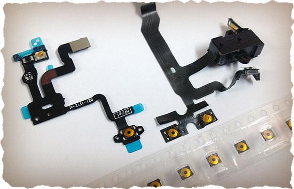 Кнопки доноры для ремонта iPhone
