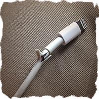 Поврежденный кабель iPhone