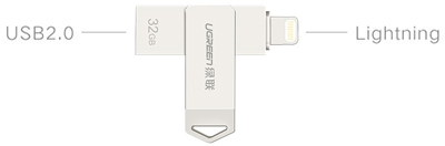 Флешка для iPhone с lightning
