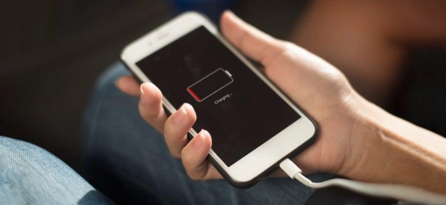 iPhone не заряжается от кабеля