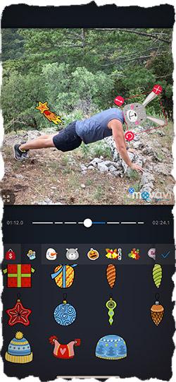Как отредактировать видео на iPad