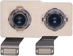 Задняя камера iPhone X влияет на работу Face ID