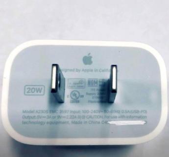 адаптер USB-C на 20 Вт