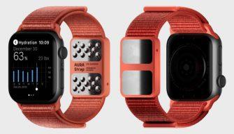 ремешок Aura Strap для Apple Watch