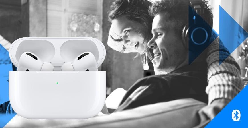 Следующие AirPods будут работать дольше из-за нового Bluetooth