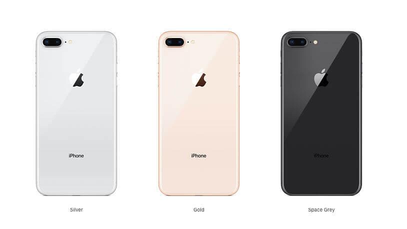 цвета iPhone SE2
