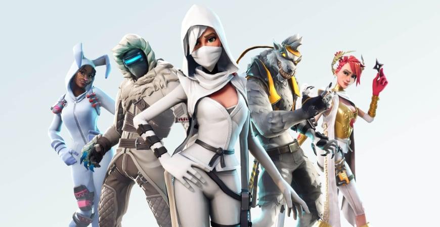 Персонажи Fortnite