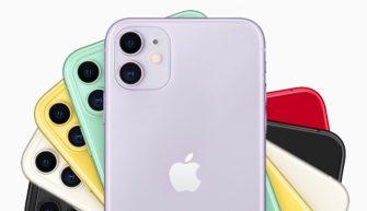 Результаты теста камеры iPhone 11