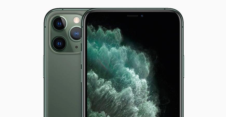 Селфи-камера iPhone 11 Pro Max