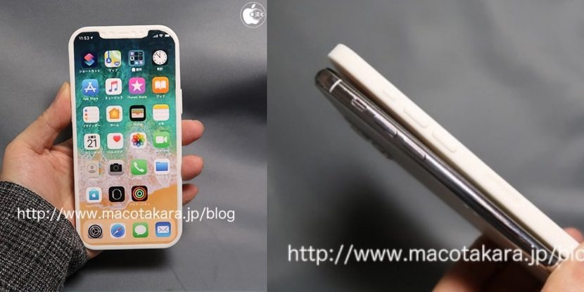 Макет iPhone 12