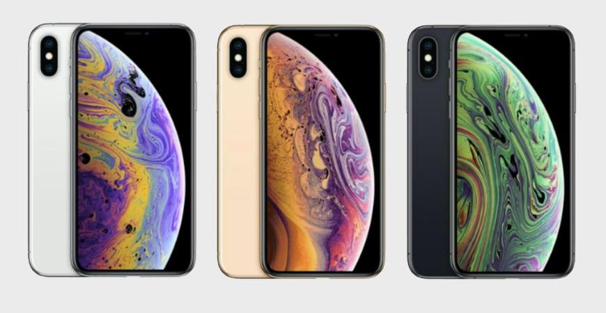 Apple начала продажи восстановленных iPhone XS и XS Max