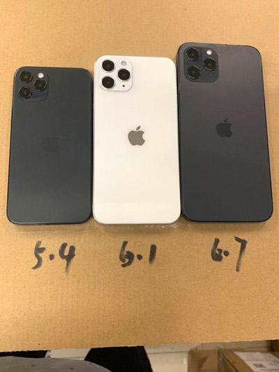 Прототип iPhone 12