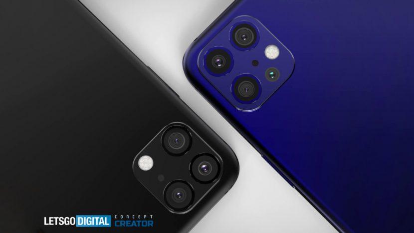 тройная камера iPhone 12