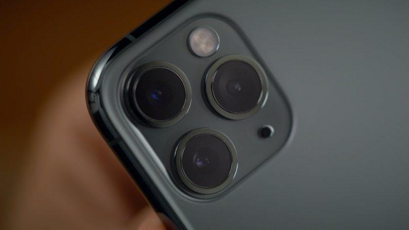 основная камера iPhone 12