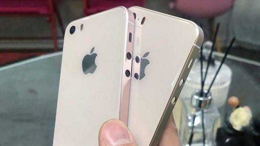 изображение корпуса iPhone SE 2