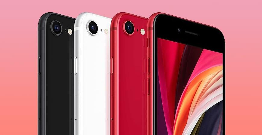iPhone SE 2 поколения 2020 года