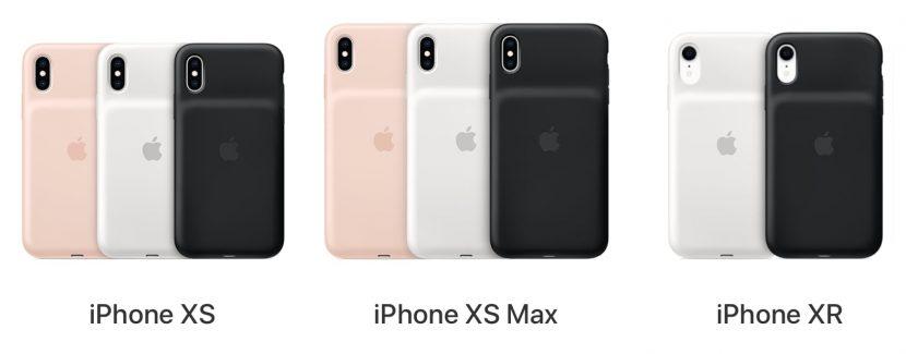 Smart Battery Cases для смартфонов iPhone Xs, Xs Max и XR