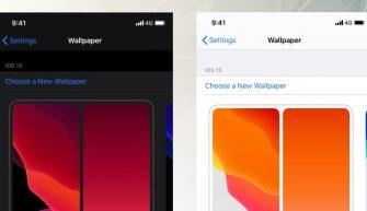 Опубликованы первые скриншоты iOS 14