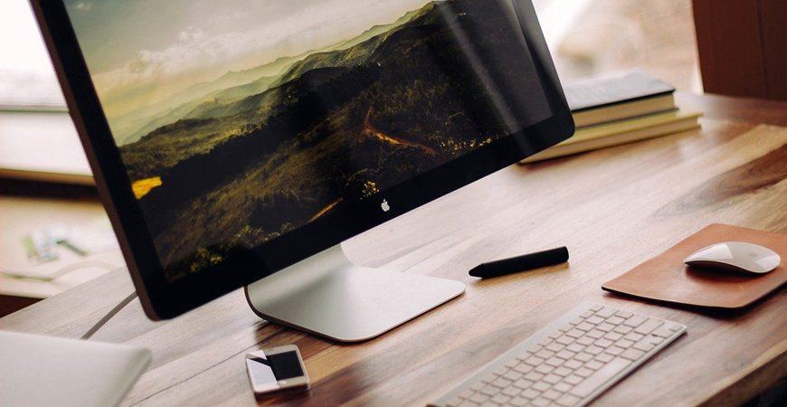 Первое знакомство в Mac