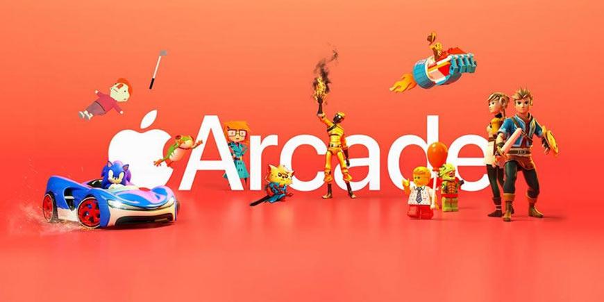 Сервис Apple Arcade