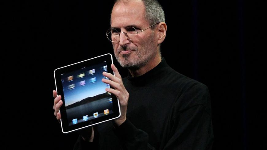Первый iPad 2010