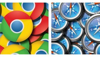 Chrome vs Safari