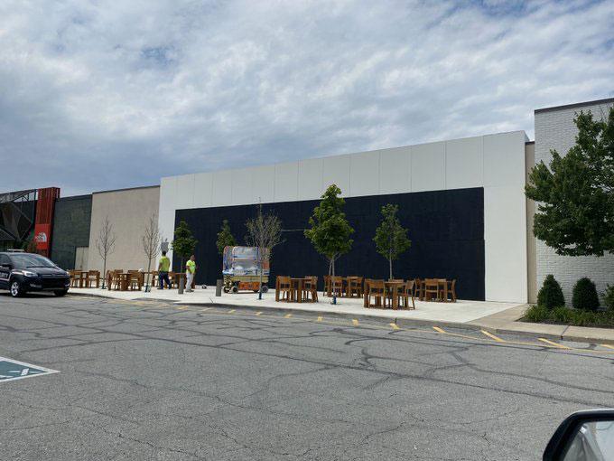 Индианаполис Apple Store