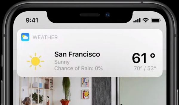Информация о погоде