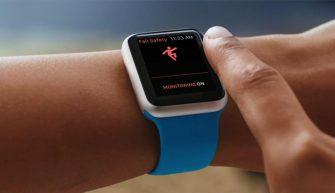 Apple Watch настройка