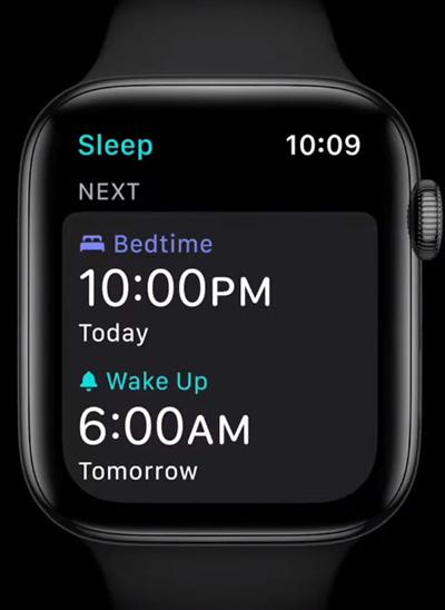 Отслеживание сна