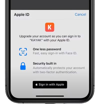 Обновить Apple ID