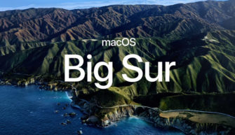 macOS Big Sure