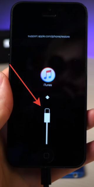 Режим восстановления на Iphone 6s