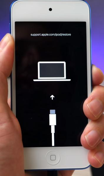 Режим восстановления iPhone 7