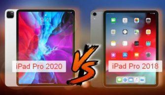 iPad Pro сравнение