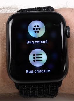Отображение иконок