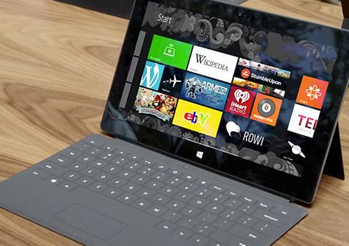 планшеты Surface