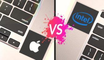 Apple Silicon или Intel процессор