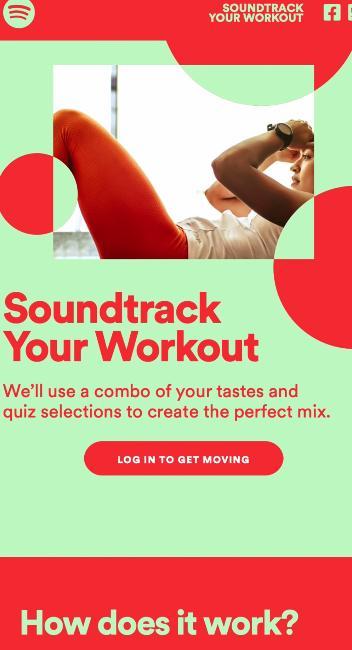 Spotify Soundtrack